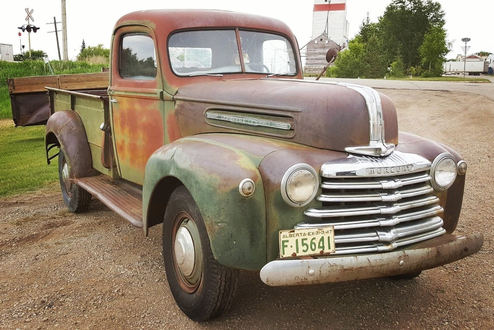 Patina Deluxe 1947 Mercury One Ton Pickup