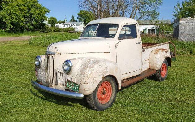 Yard Runner: 1947 Studebaker M5