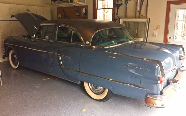 Exclusive 1954 Packard Patrician