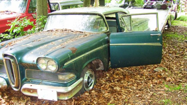 EXCLUSIVE: 1958 Edsel Pacer