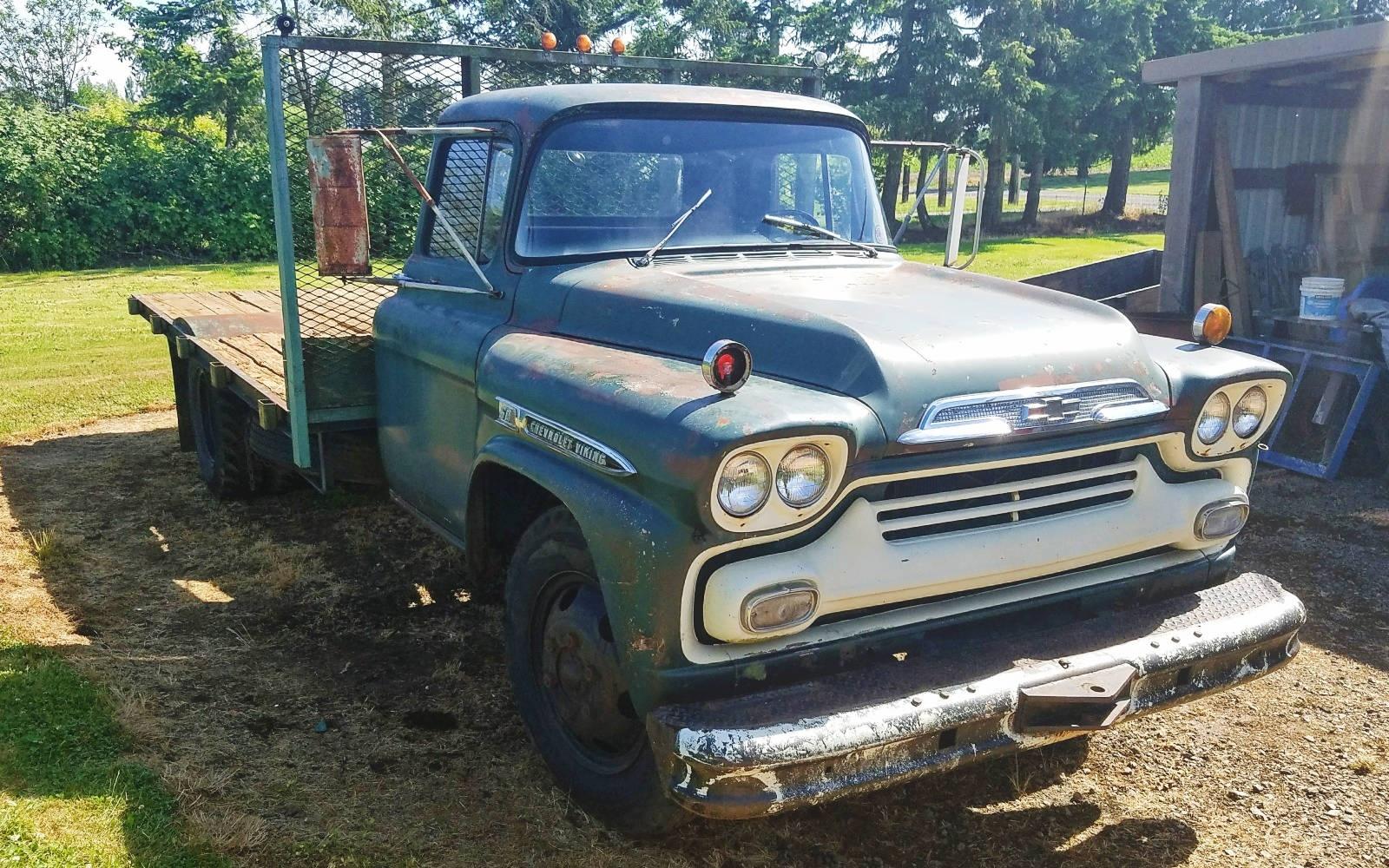 EXCLUSIVE: 1959 Chevrolet Viking