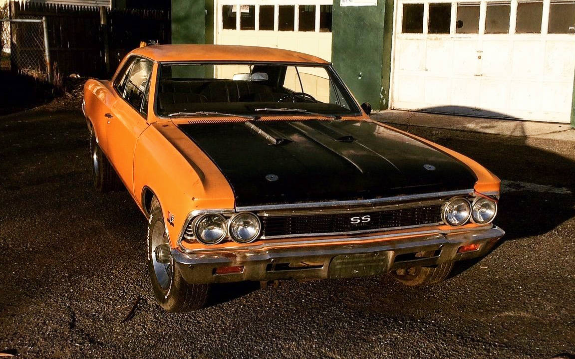 Big Block 4-Speed: 1966 Chevelle SS