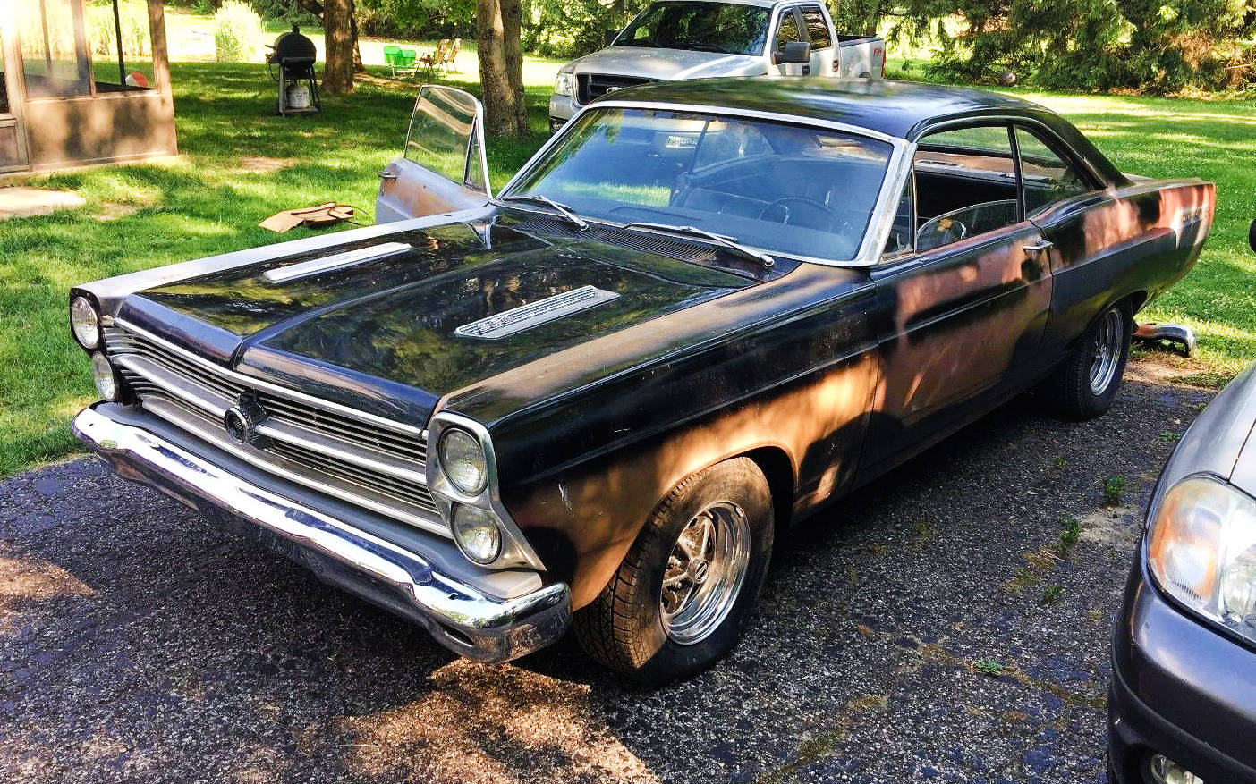 Well Optioned S Code 1966 Ford Fairlane Gt