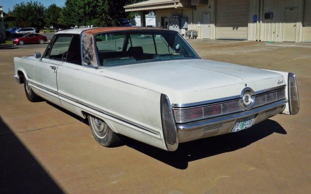 Ultimate Land Yacht: 1967 Imperial Crown Coupe