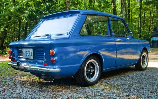 EXCLUSIVE: 1976 Sunbeam Imp Restomod