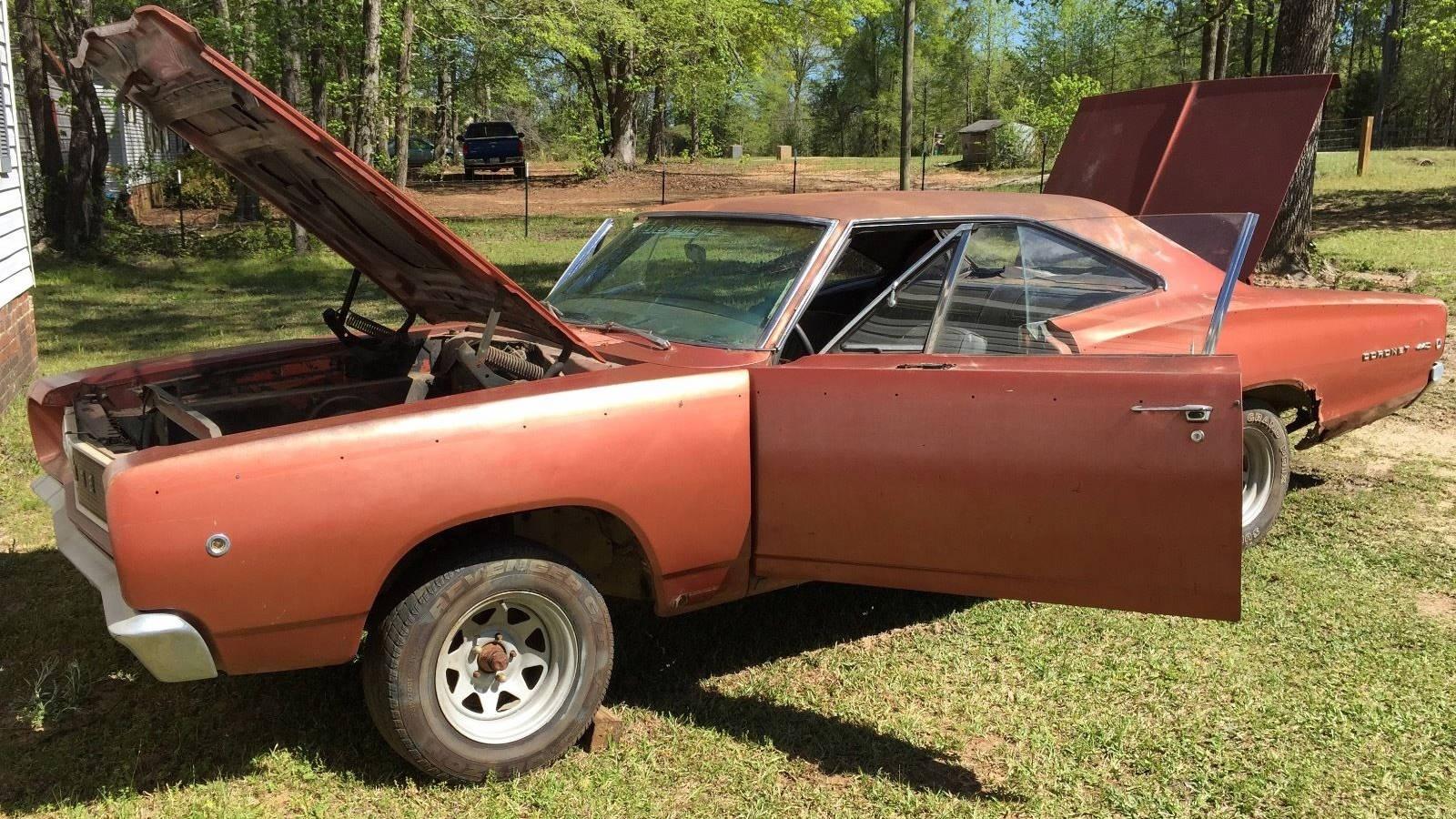 Bronze Project: 1968 Dodge Coronet 440