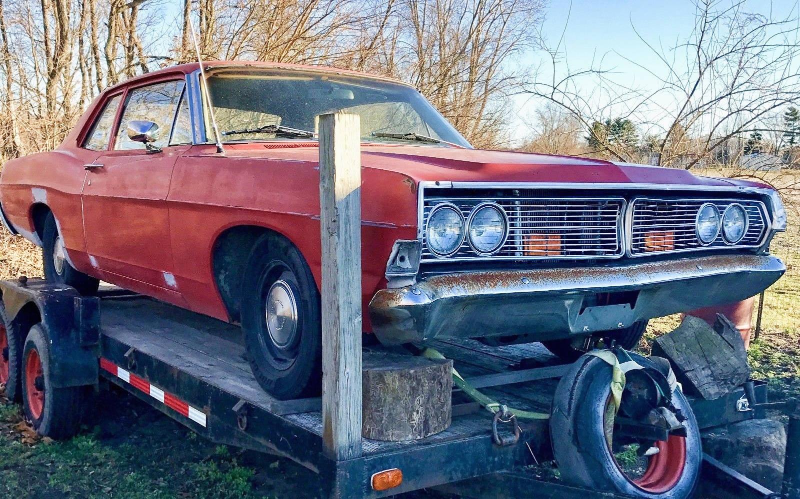 390 V8 Included 1968 Ford Custom 500