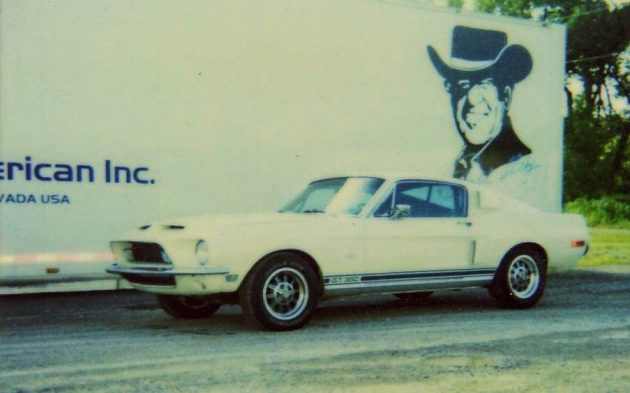 Former Hertz Car: 1968 Shelby Cobra GT350H