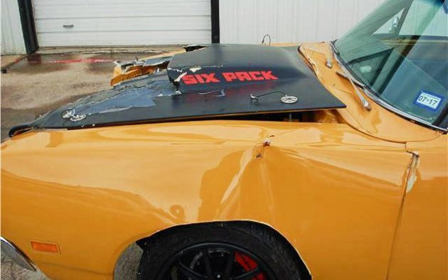 Struck By Tragedy: 1969 Dodge Super Bee