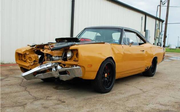Struck By Tragedy 1969 Dodge Super Bee