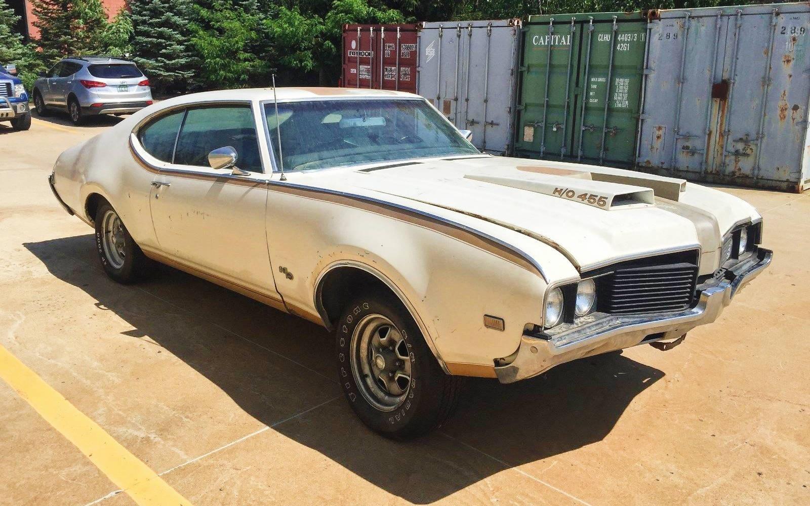 Number 403: 1969 Hurst Oldsmobile 442