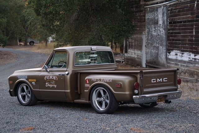 Powerless 1970 Chevrolet C 10 Stepside