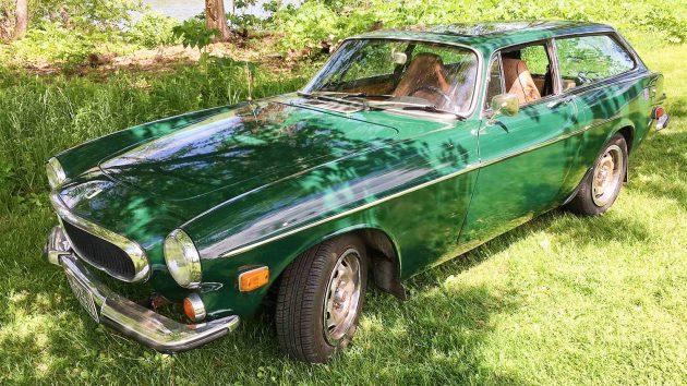 EXCLUSIVE: 1972 Volvo 1800ES