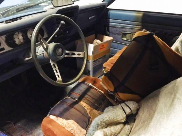 acid wash denim 1973 amc gremlin x levi edition. Black Bedroom Furniture Sets. Home Design Ideas