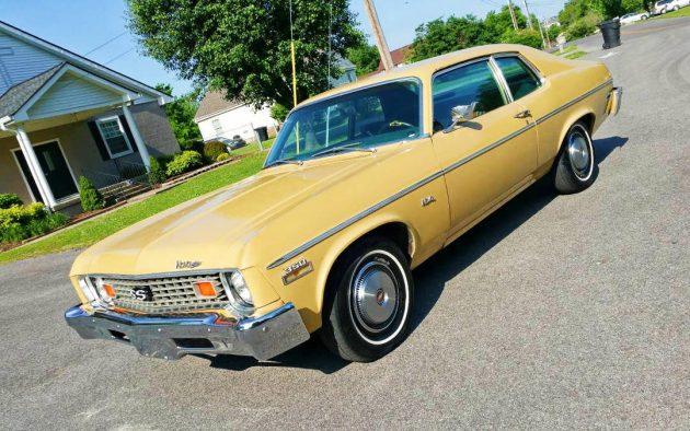 Super Something 1973 Chevy Nova