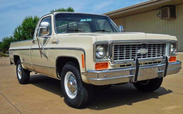 Cheyenne Super Special: 1974 Chevrolet C20