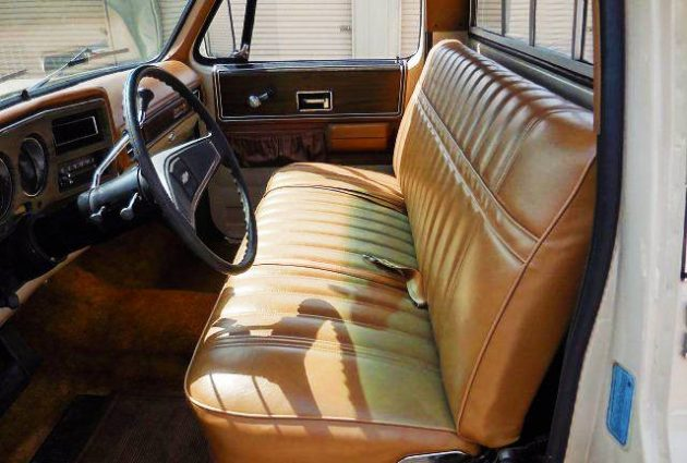 Seat Covers For Trucks >> Cheyenne Super Special: 1974 Chevrolet C20