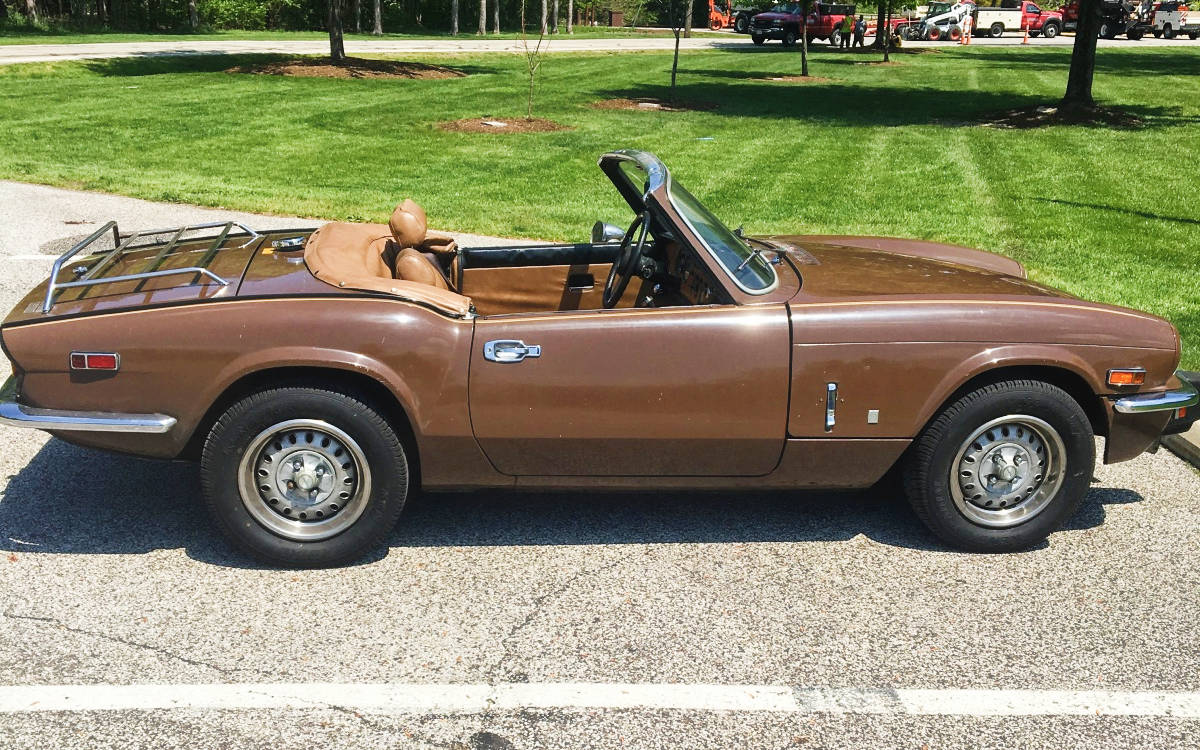 triumph spitfire the image kid has it. Black Bedroom Furniture Sets. Home Design Ideas