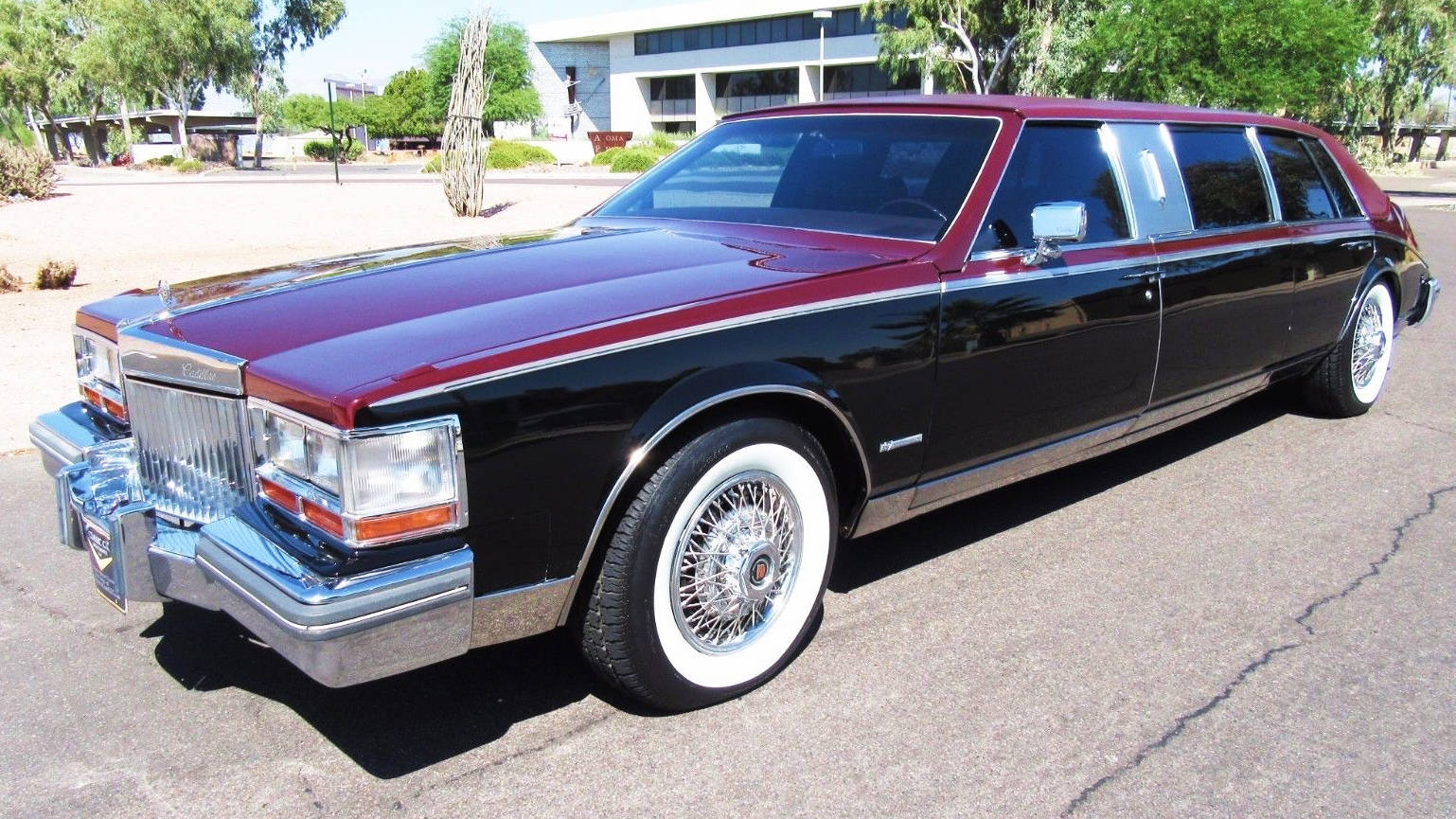 Cadillac Seville Limo