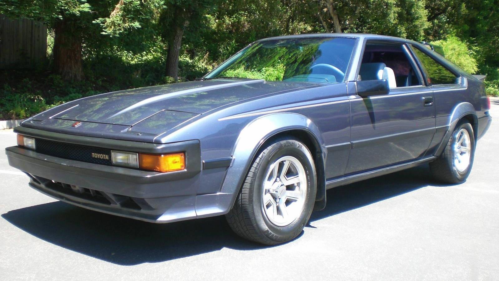 300k Miles Still Passes Smog 1984 Toyota Supra