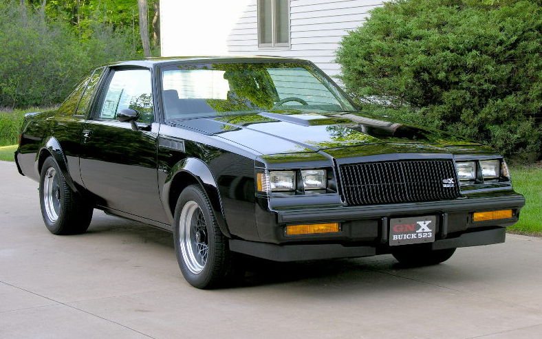 New Buick Grand National >> 1987 Buick GNX With Only 13 Miles!