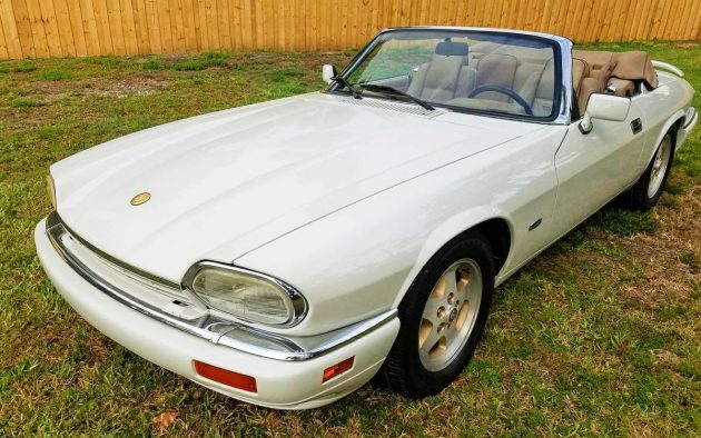 en used convertible occasion xjs of jaguar at km cabriolet voiture