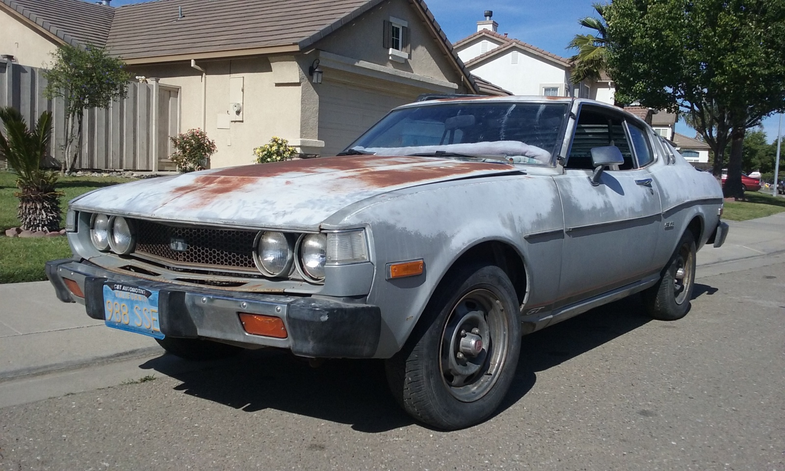 Classic Celica 1973 Toyota St For Sale I Have One 1977