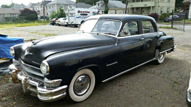 Cheap Hemi: 1952 Chrysler Imperial