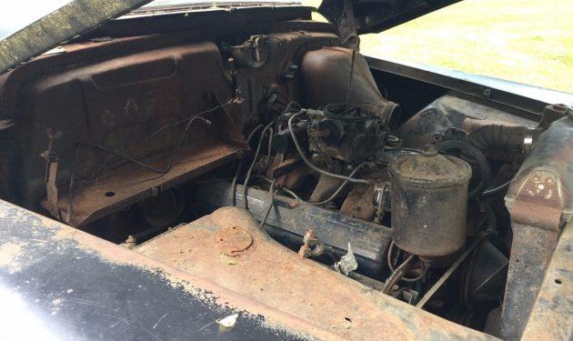 Flower Power 1953 Cadillac Series 62