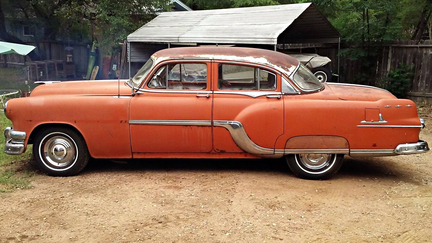 Images Of 1954 Pontiac By Americanmuscle Calto Star Chief Catalina Peach Cruiser Custom