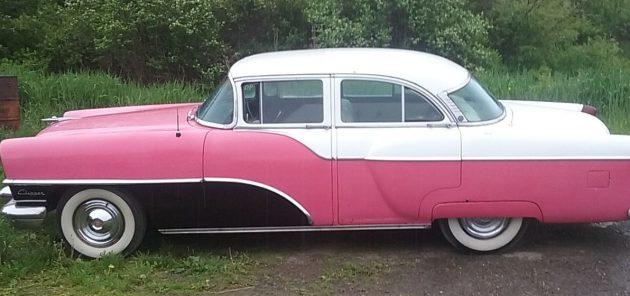 Nostalgic Or Colorblind: 1955 Packard Clipper