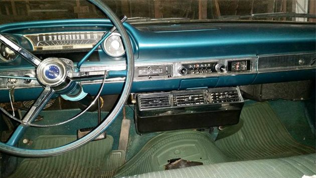 Out Of This World Barn Find: 1963 Ford Galaxie