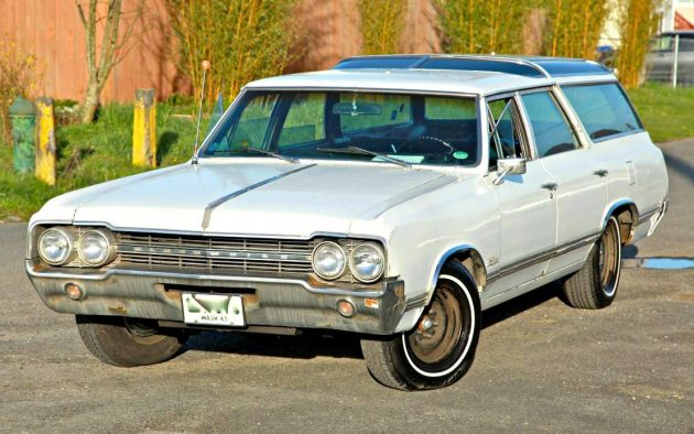 Two For One 1965 Oldsmobile Vista Cruisers