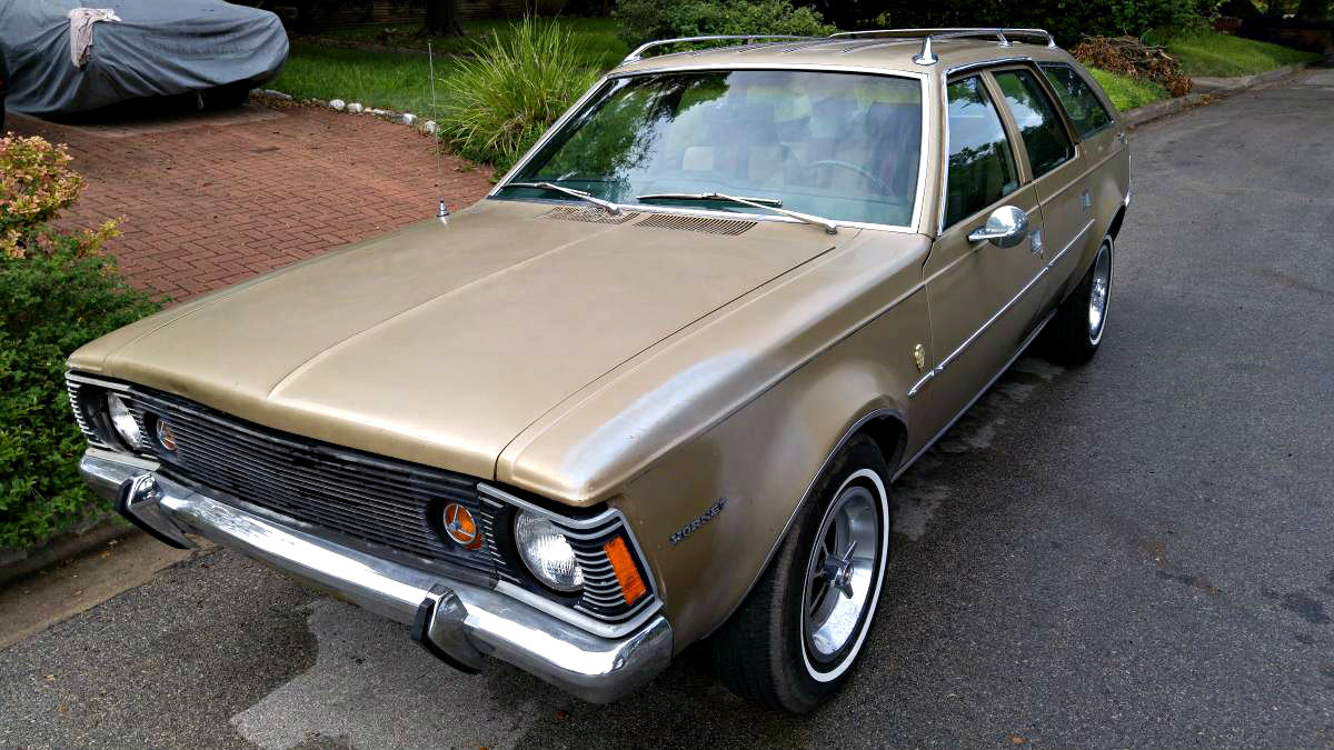 How To Place An Ad On Craigslist >> Designer Car? 1972 AMC Hornet Sportabout