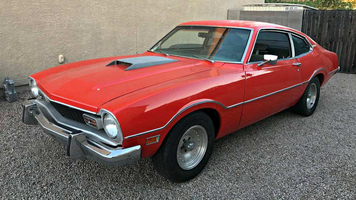 Cheap Clean Fun 1973 Ford Maverick
