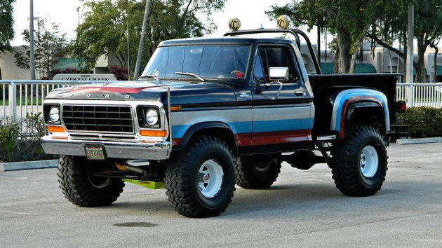 1978 Ford Truck >> Low Mileage Show Truck 1978 Ford F 150