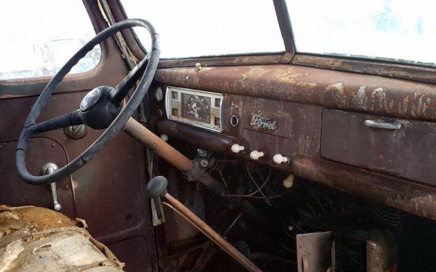No Reserve 1940 Ford Farm Truck