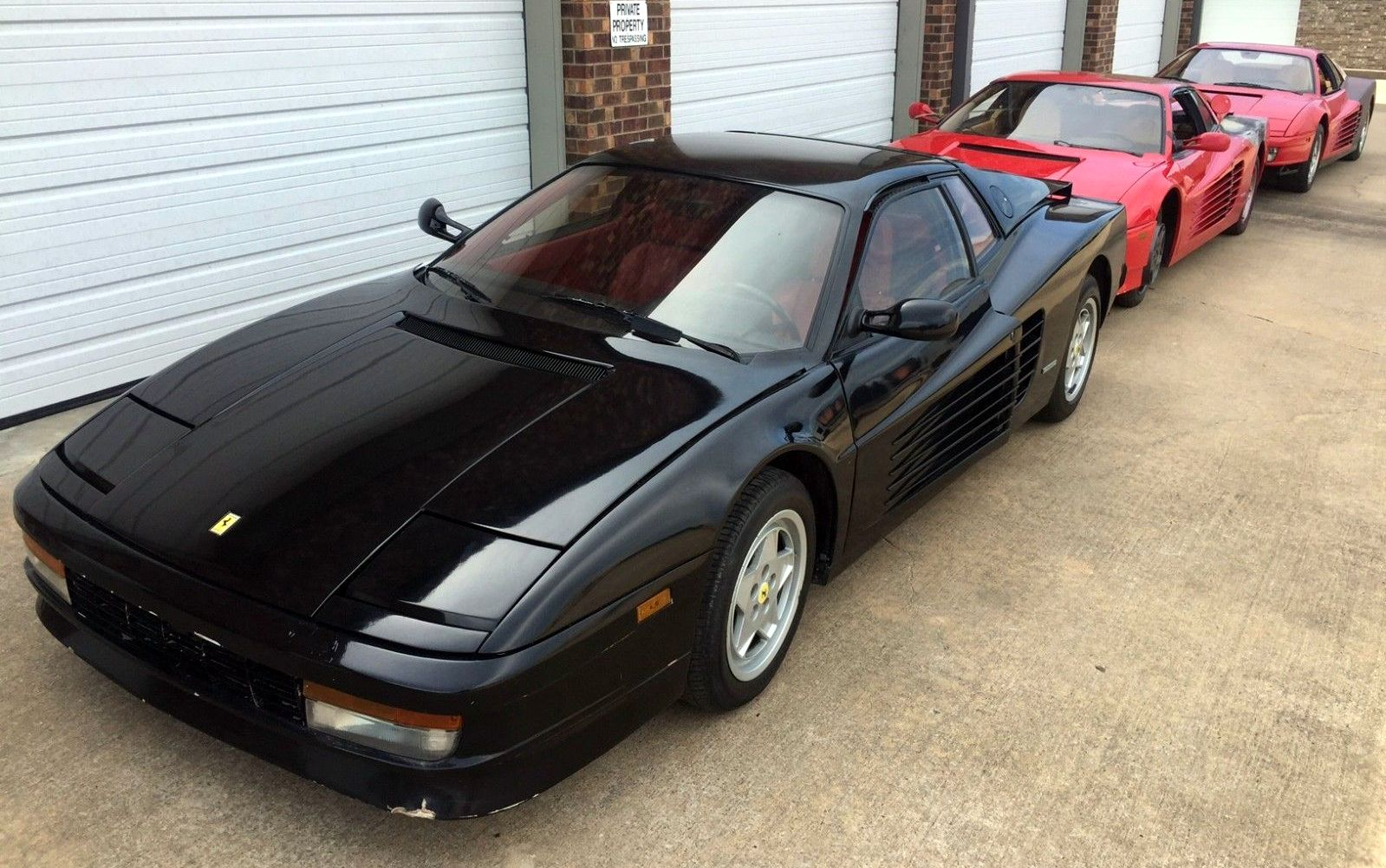 Ferrari Testarossa Package Deal
