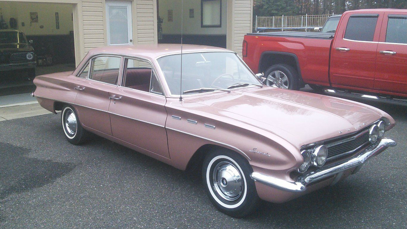Car Auction Usa >> Practically Perfect In Every Way! 1962 Buick Special