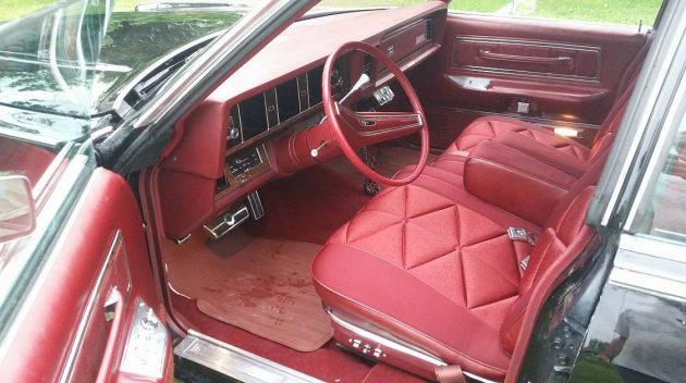 Never Go Back 1972 Mercury Marquis Brougham