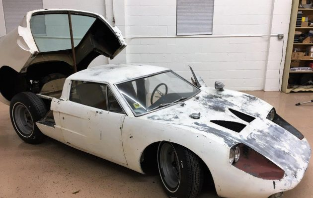 Porsche Powered 1966 Fiberfab Gt