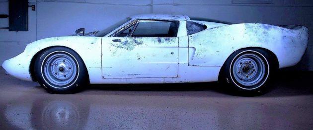 Porsche Powered: 1966 Fiberfab GT