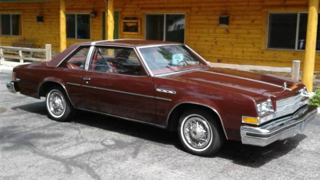"""Drives Like A Lazy-Boy Couch"": 1979 Buick LeSabre Limited"