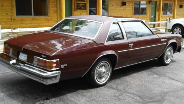 Quot Drives Like A Lazy Boy Couch Quot 1979 Buick Lesabre Limited