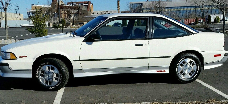 Cavalier Side E on Chevy Cavalier