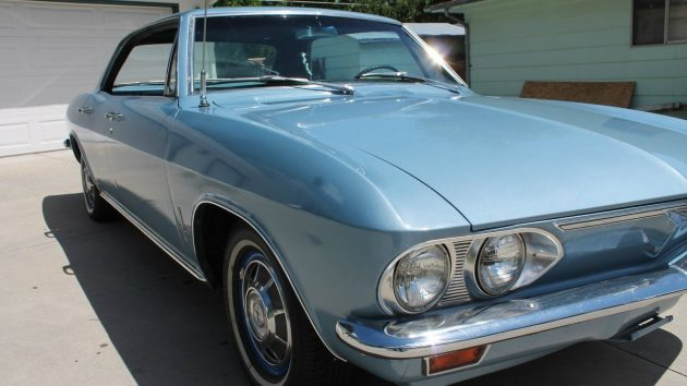 One Family Ownership: 1966 Chevrolet Corvair