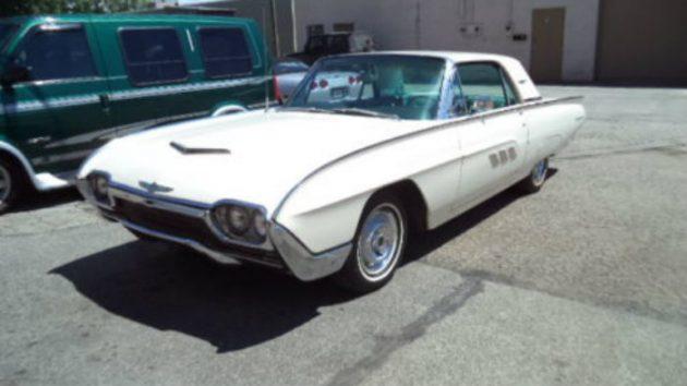1963 Thunderbird: Rare M-Code Tri-Carb + AC!