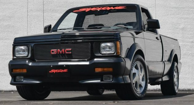 5,800 Miles From New: 1991 GMC Syclone
