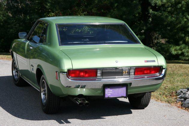 Toyota Of Stuart >> Classic Celica: 1973 Toyota Celica ST