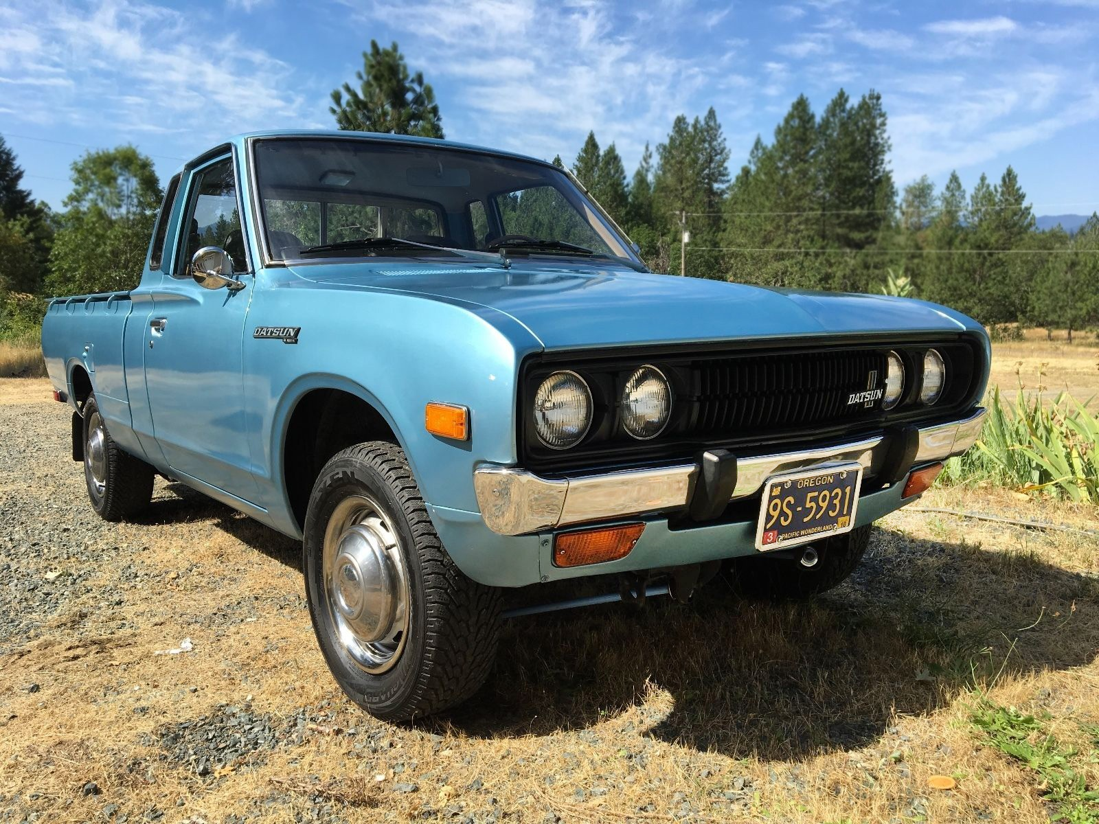 Low Price Car >> Restored King Cab: 1979 Datsun 620